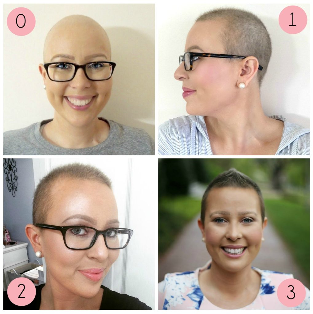 Hair Growth Styling Tips For Short Hair After Chemo My Cancer Chic