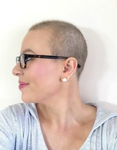 Post Chemo Hair Growth Styling Tips My Cancer Chic